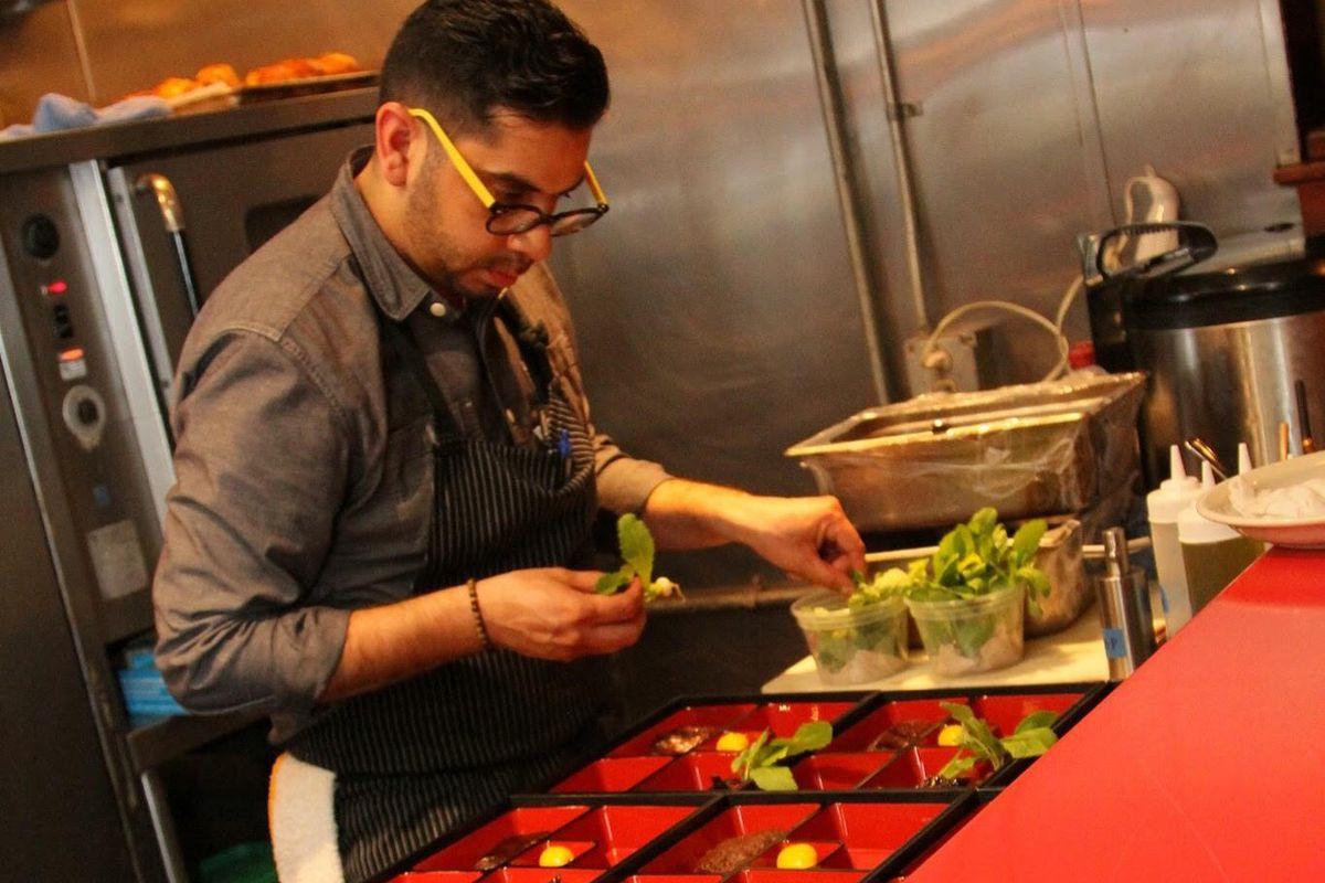 Koki Betelnut Sudah Bergerak Dengan Seri Pop-Up Seafood dan Craft Beer