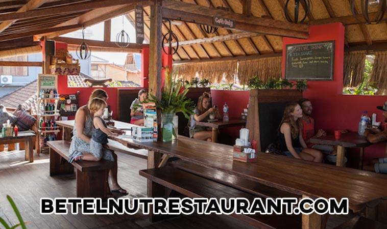 BETELNUT Restoran Tua Yang Mengubah Serta Mengejutkan