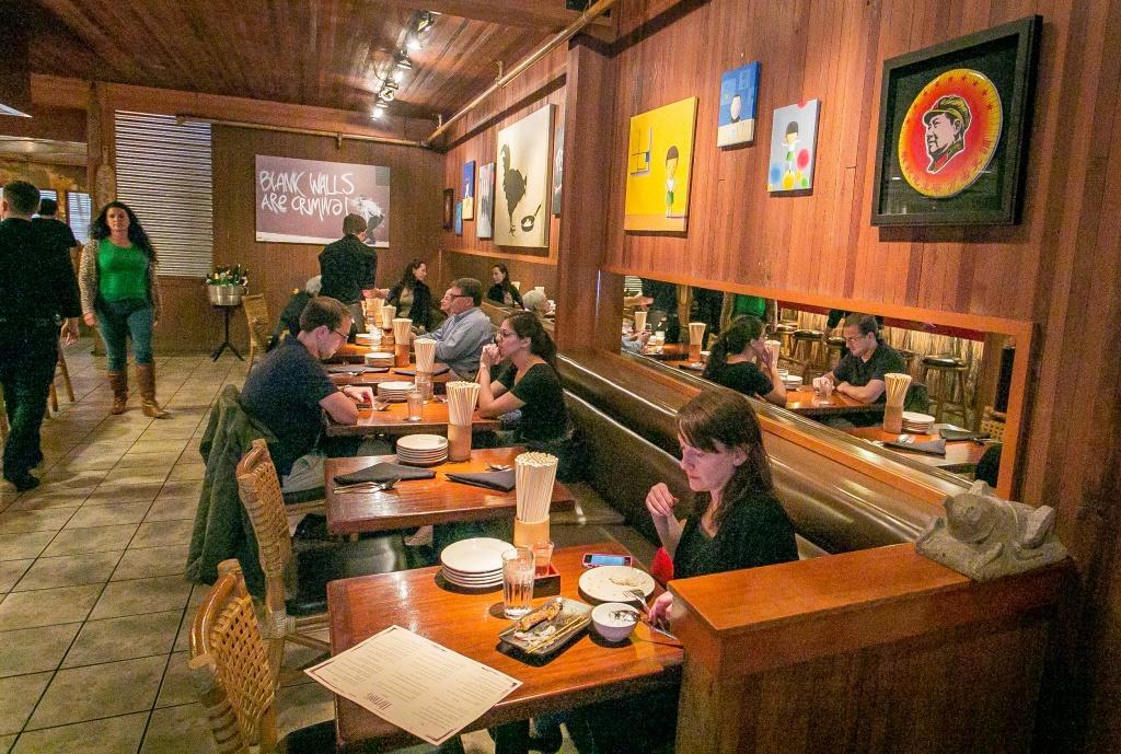 Betelnut Restaurant San Fransisco Cita Rasa Asia Di Dataran Eropa